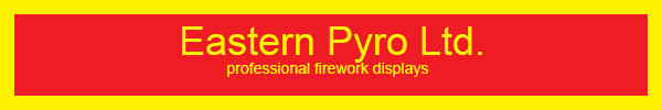Click for Eastern Pyro Ltd to organise your display