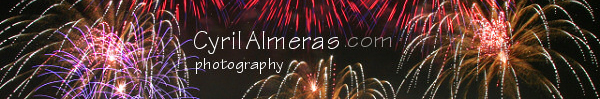 International Fireworks Photographer / Pyrotechnic Photography